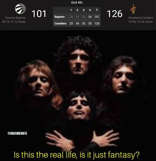 NBA Memes's photo on Cavs