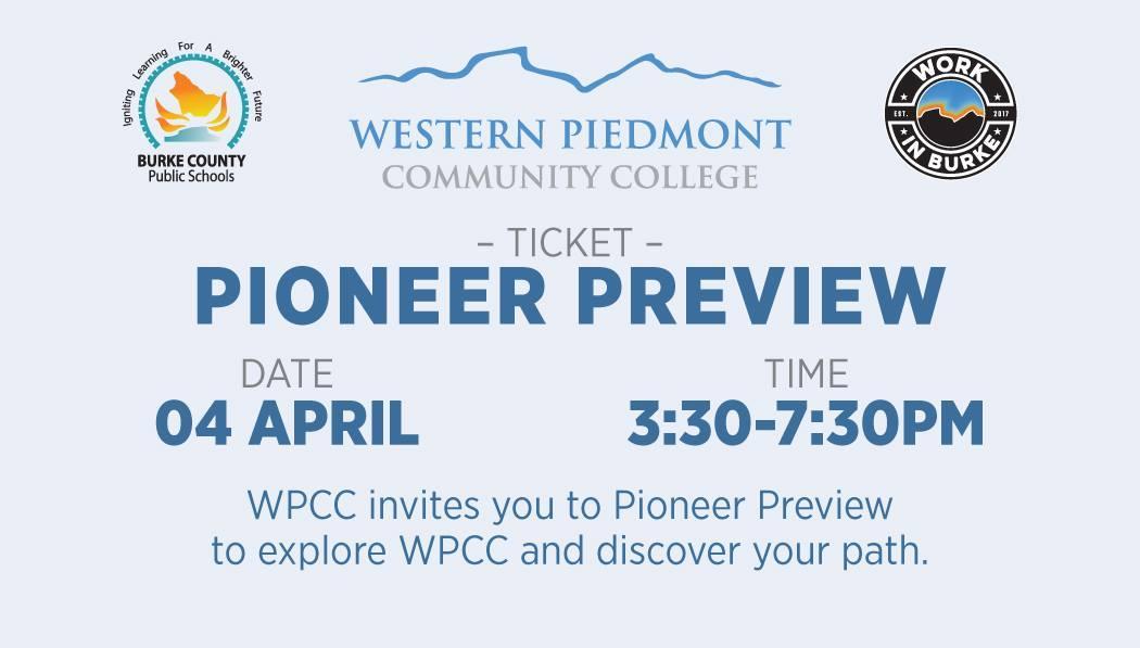 Piedmont Community College >> Western Piedmont Community College Wpcc Morganton Twitter