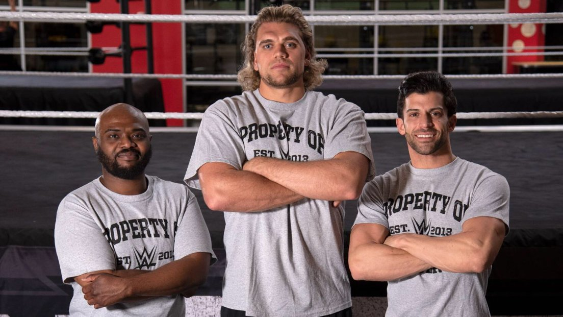 WWE Signs Robbie E, Stokely Hathaway And Cal Bloom