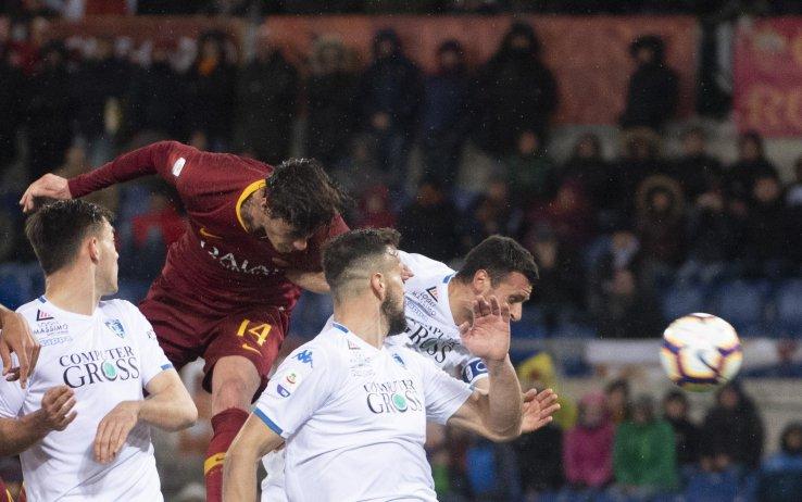 Video: AS Roma vs Empoli