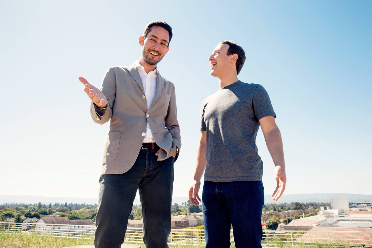 Instagram's founders don't think breaking up Facebook will fix tech's problems