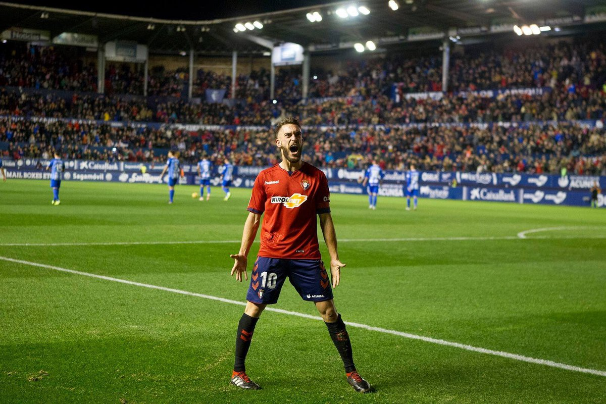 Vive La Liga 1|2|3's photo on Osasuna