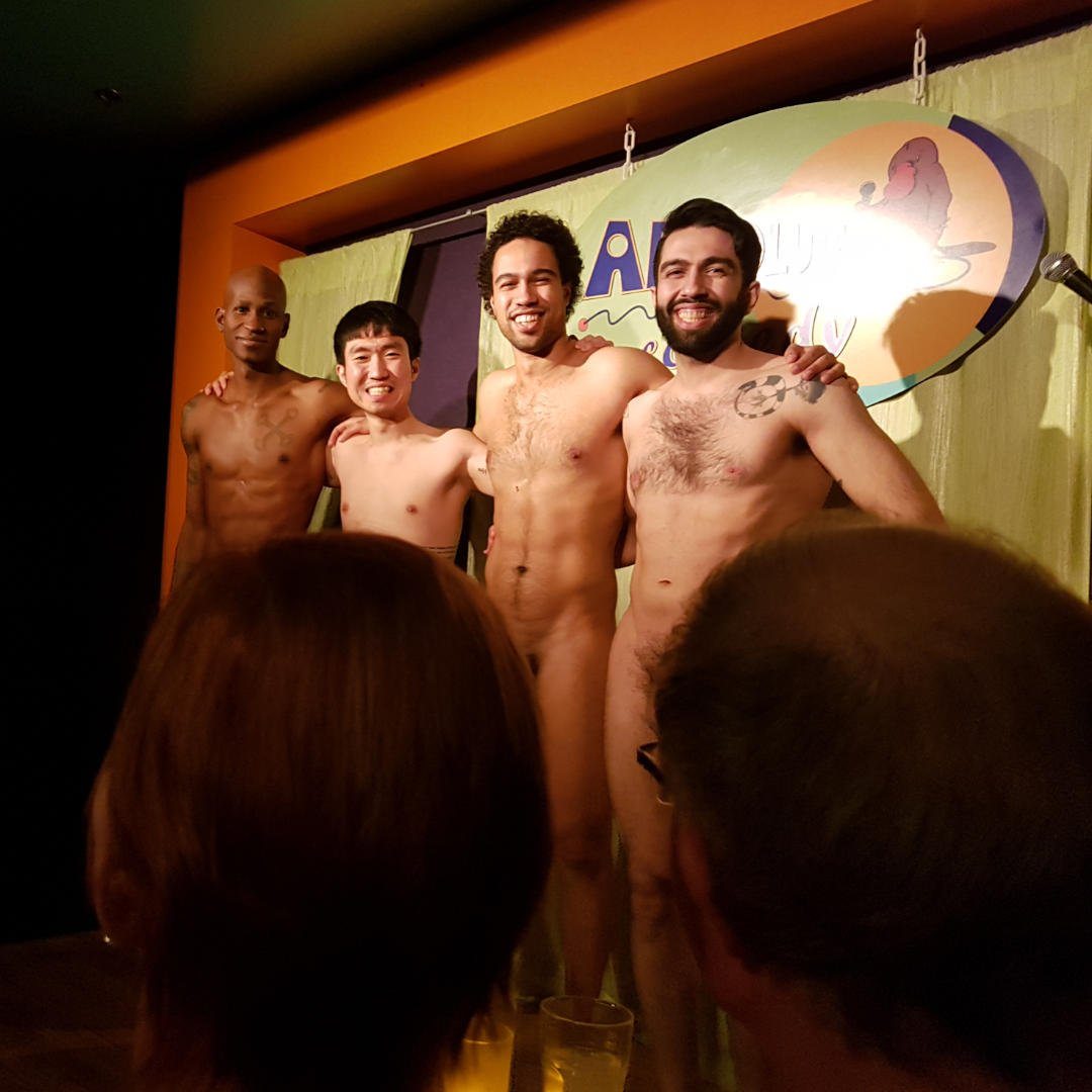 test Twitter Media - Great night of nude #standupcomedy in February with @Foadhp @TheAlanShane @CheDurena and @edworldkim organized by @GTASkinnyDip. More comedians during our summer #Volleyball tournaments. https://t.co/5vcANK8J5c https://t.co/ujBcOB129h