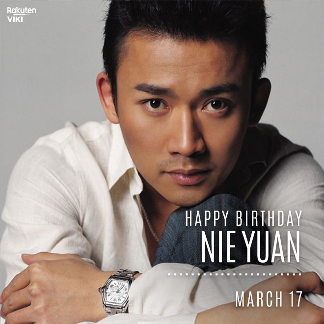 Happy Birthday to #NieYuan (#聂远)! Catch up with him on Viki: https://t.co/IMUe9ZCAGt https://t.co/NznA5EY3ah