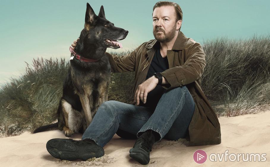 AVForums.com's photo on Ricky Gervais