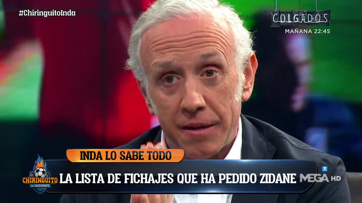 El Chiringuito TV's photo on Hazard