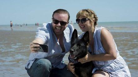 Eric Alper 🎧's photo on Ricky Gervais