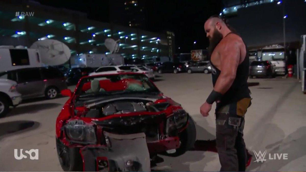 Pro Wrestling Sheet On Twitter Braun Strowman Is The Human