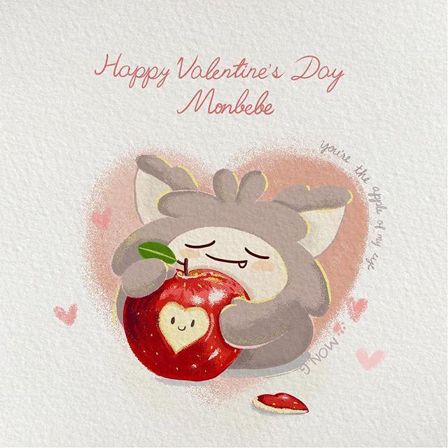 Happy Valentine's Day, everyone! #MONSTA_X #MON_G #몬스타엑스 #몬지 #해피발렌타인데이 #해피밸런타인데이 ##urtheappleofmyeye #valentinesday #BEMYVALENTINE #hugsandkisses #chocolate #monstaxsweet #몬베베 #monbebe  #whoneedsavalentine #me_me_exclamation_mark<br>http://pic.twitter.com/wHsvqlBPbj