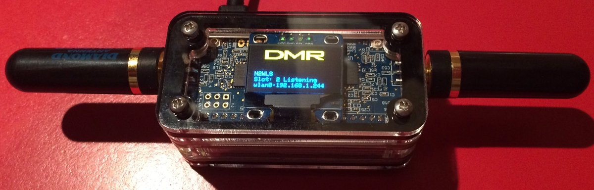 mmDVM on JumPic com