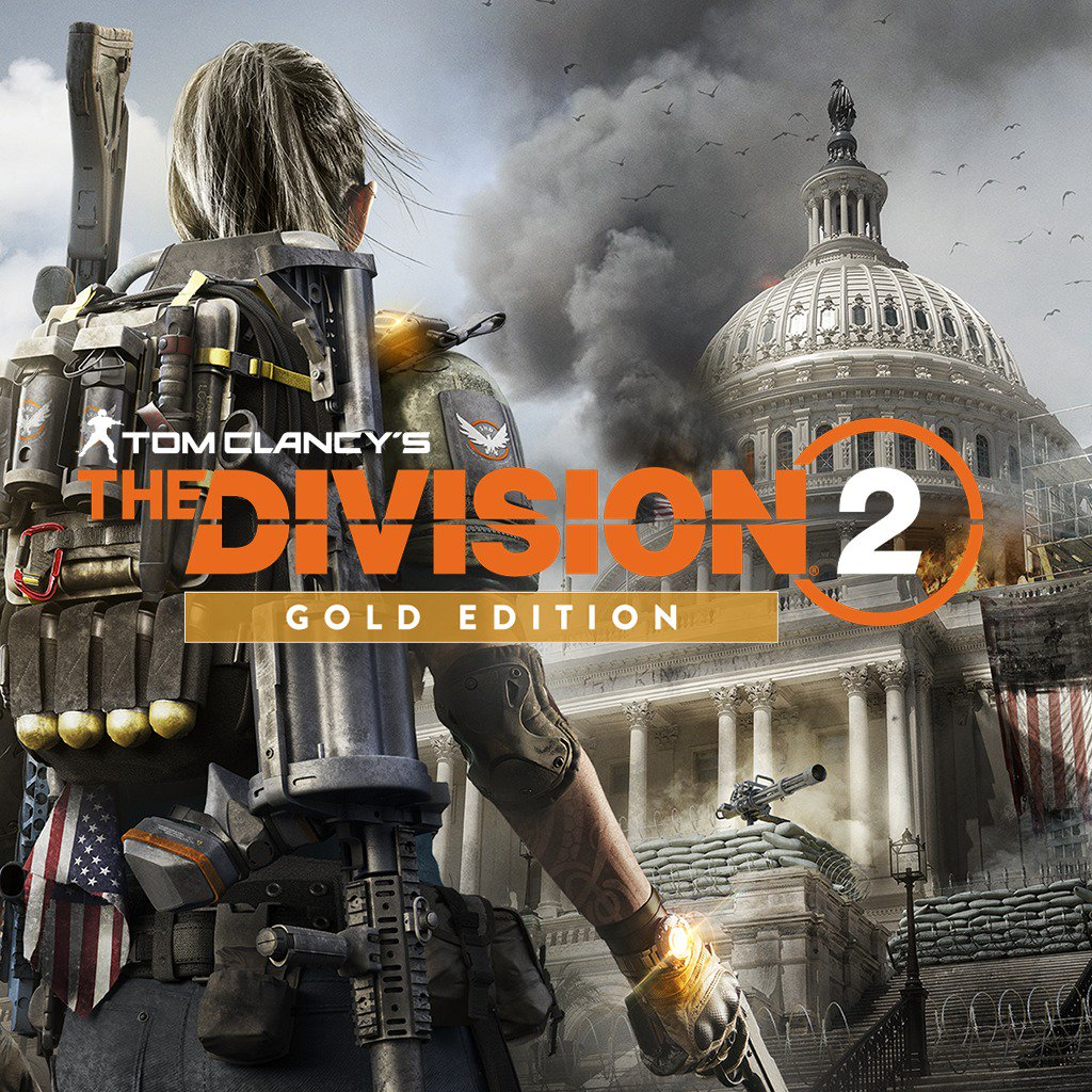Calling all Agents: The Division 2 Gold Edition is now live at PlayStation Store: https://play.st/Div2Gold