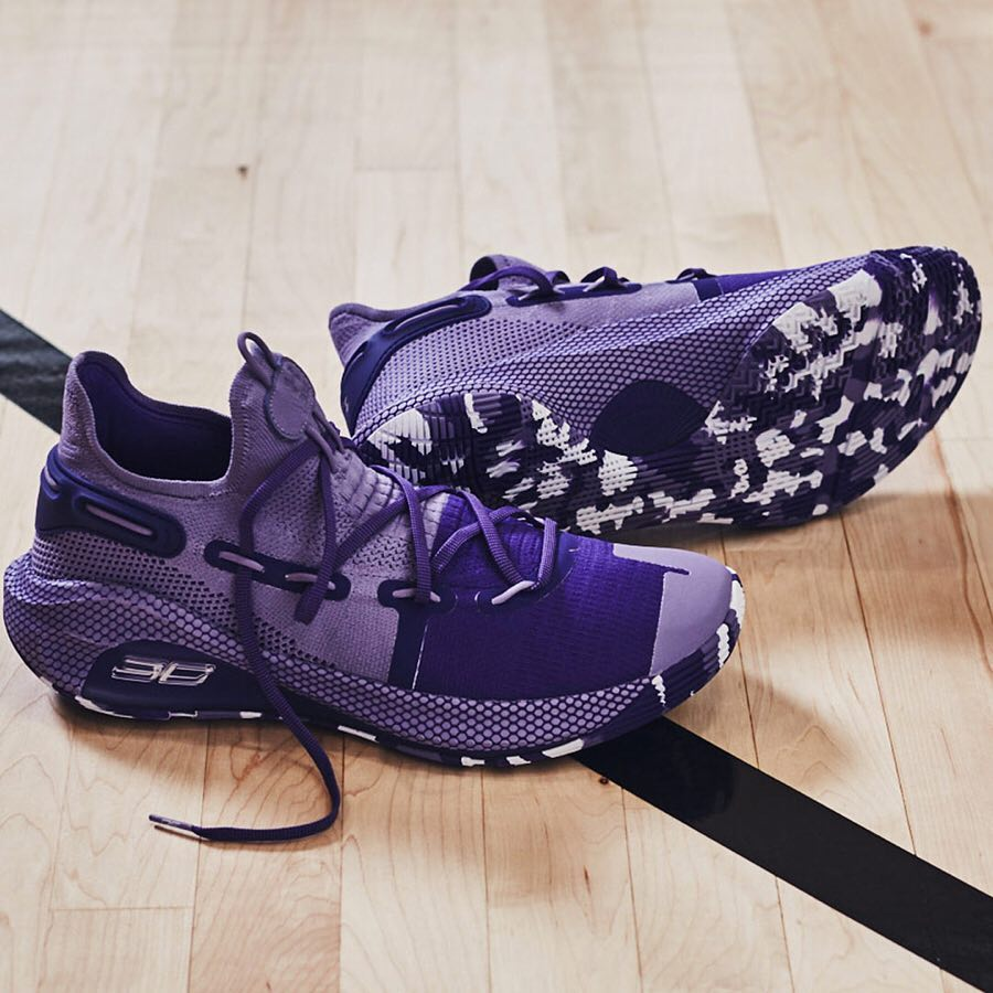 """ef210d7cf004 ... our profile By  underarmour  Be fearless. Be the change. The  UAIcon   Curry6 """"United We Win""""  WEWILL  sneakers  streetstylepic.twitter .com EOJ66fSs9W"""