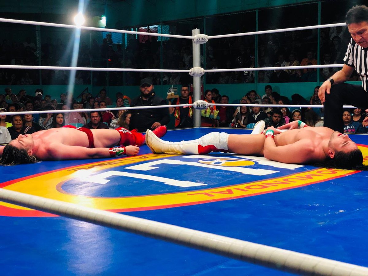 CMLL: Una mirada semanal al CMLL (Del 7 al 13 de marzo de 2019) 11