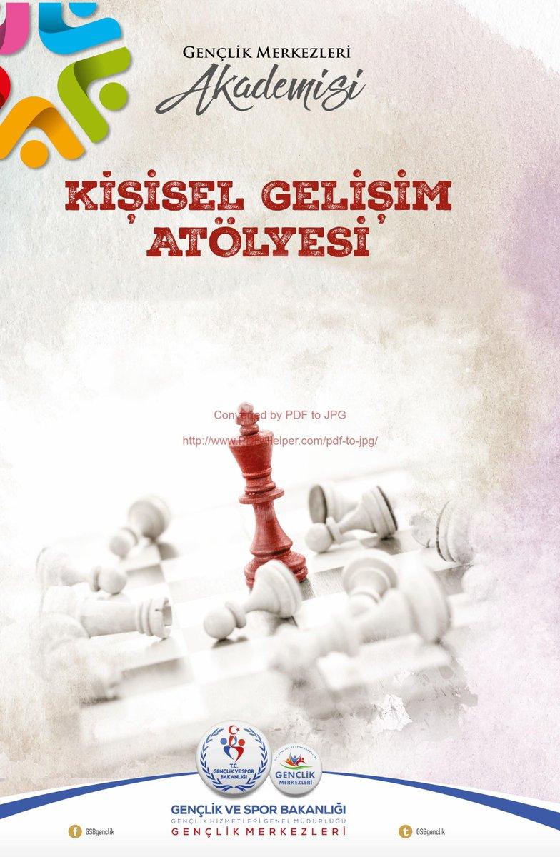 туитове със съдържание от Gençlik Merkezi At Nilufergm Twitter