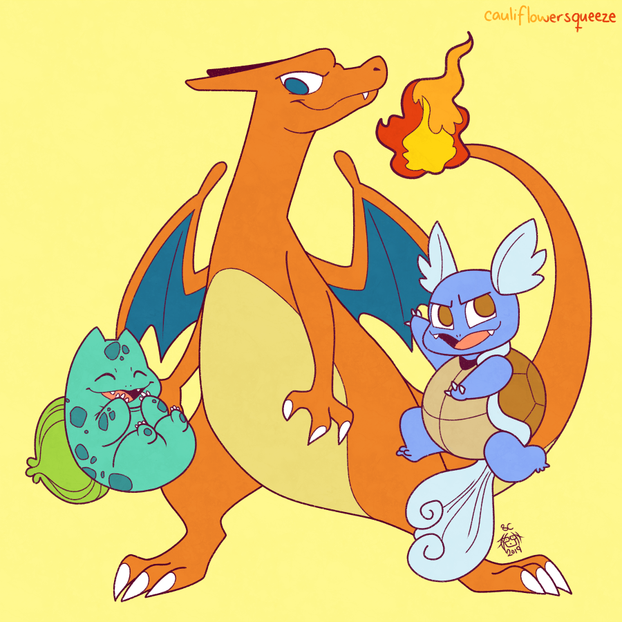I should be getting ready for a lunch date but instead I'm drawing #Pokemon Look at my cool Charizard!