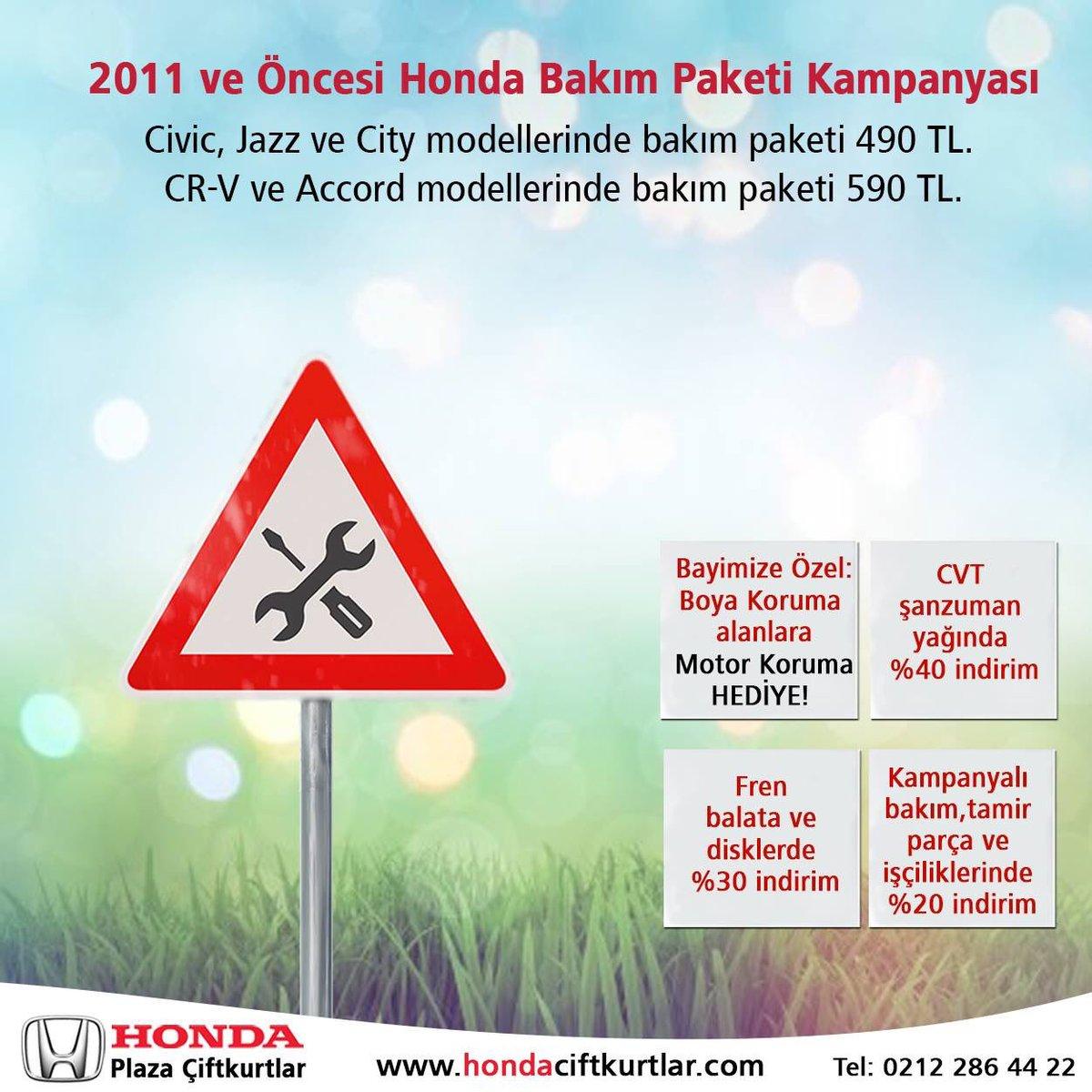 Honda çiftkurtlar At Maslakhonda Twitter