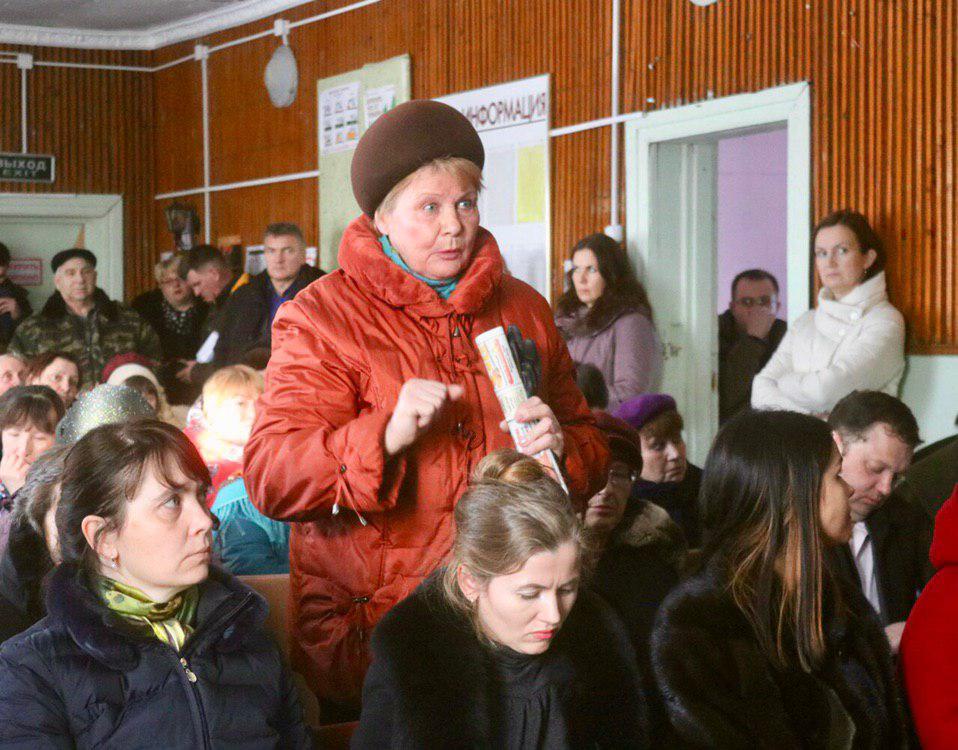 глава сельского поселения написал заявление об увольнении из за болезни