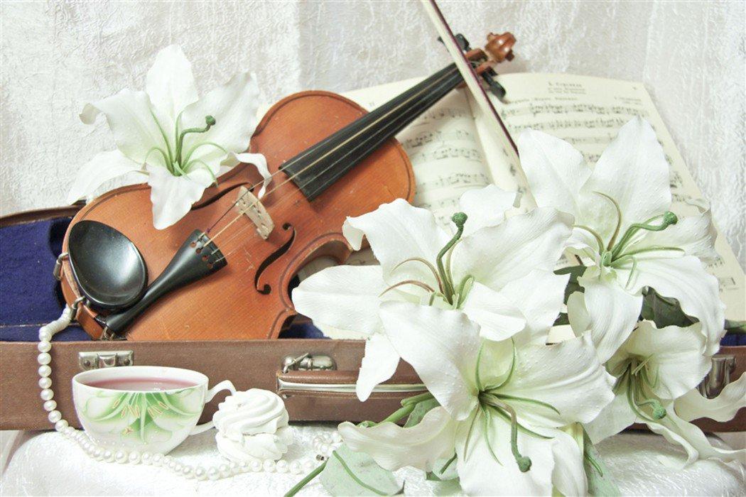 Классическая музыка открытки