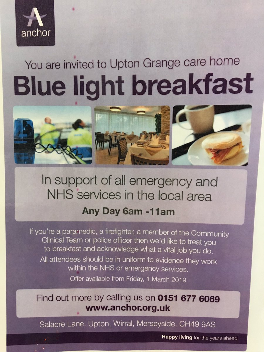 Upton Grange Twitter post