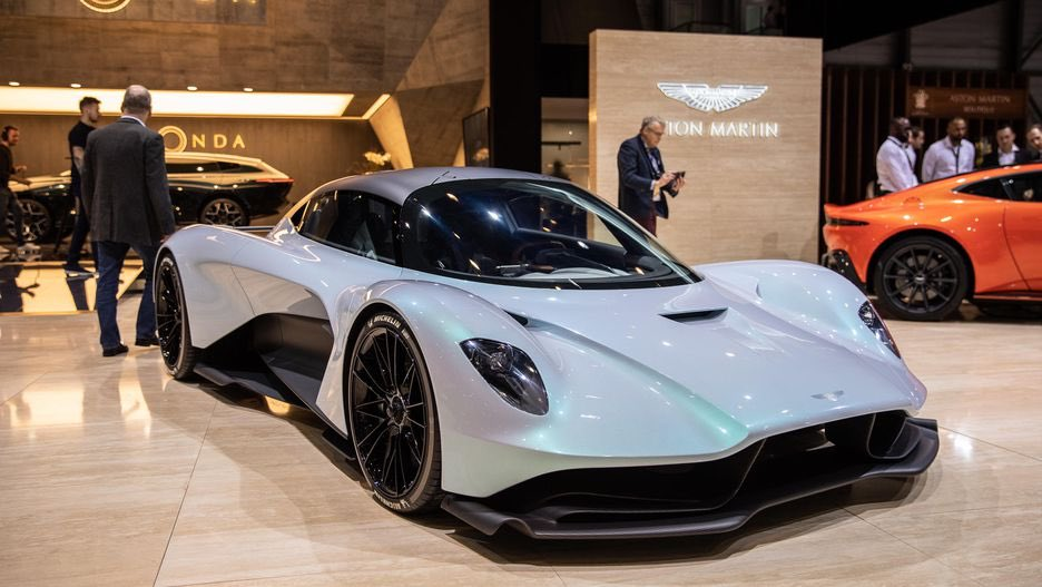 Paul Hollywood On Twitter Beautiful Cars Being Released By Astonmartin Thanks Andyataston