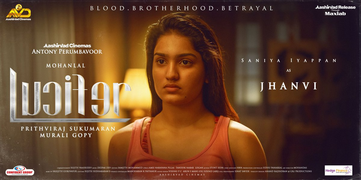 #Lucifer character poster #21