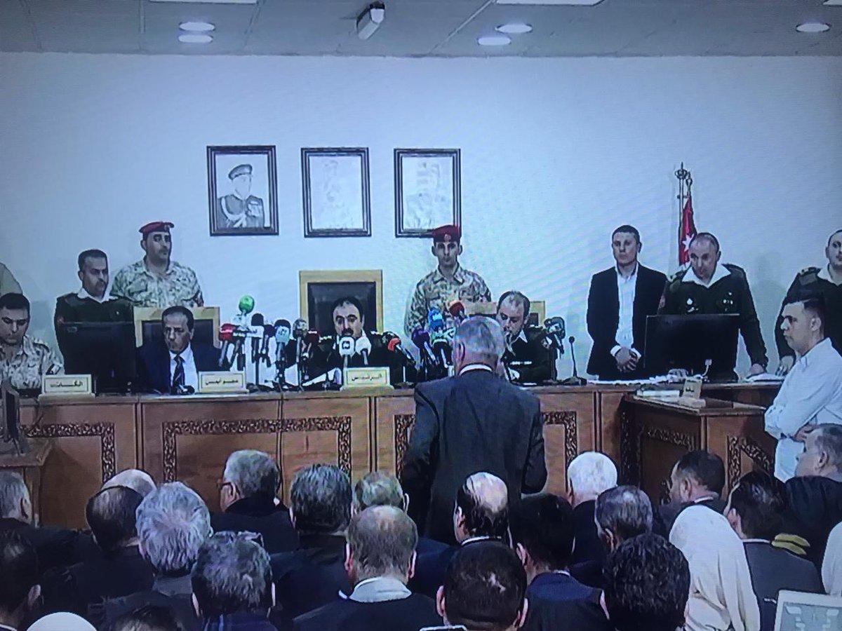 cddf0e31b هوا الأردن الإخباري/#عاجل المحامي سميح خريس يقدم مذكرة خطية للطعن ببطلان  التحقيق وعدم اختصاص محكمة أمن الدولة للنظر في قضية الدخان