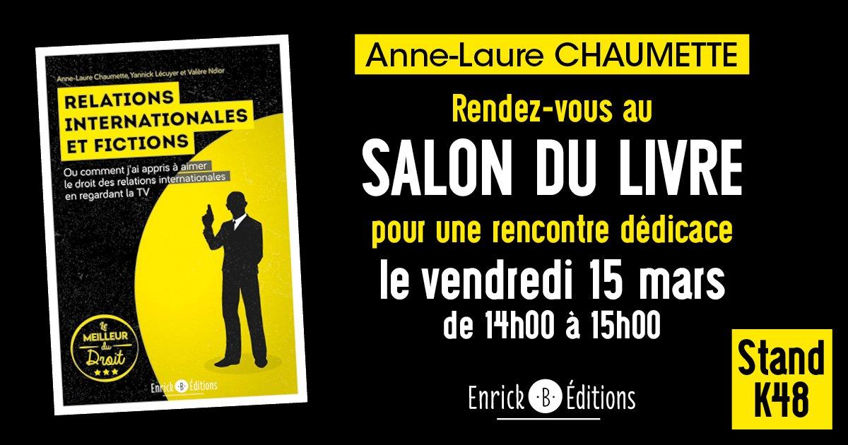 Enrick B. Editions's photo on #salondulivre