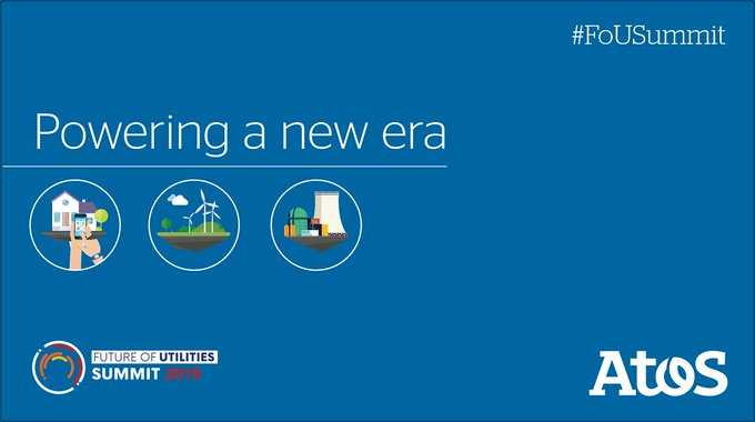 Come and see us at the Future of Utilities Summit on the 26th and...