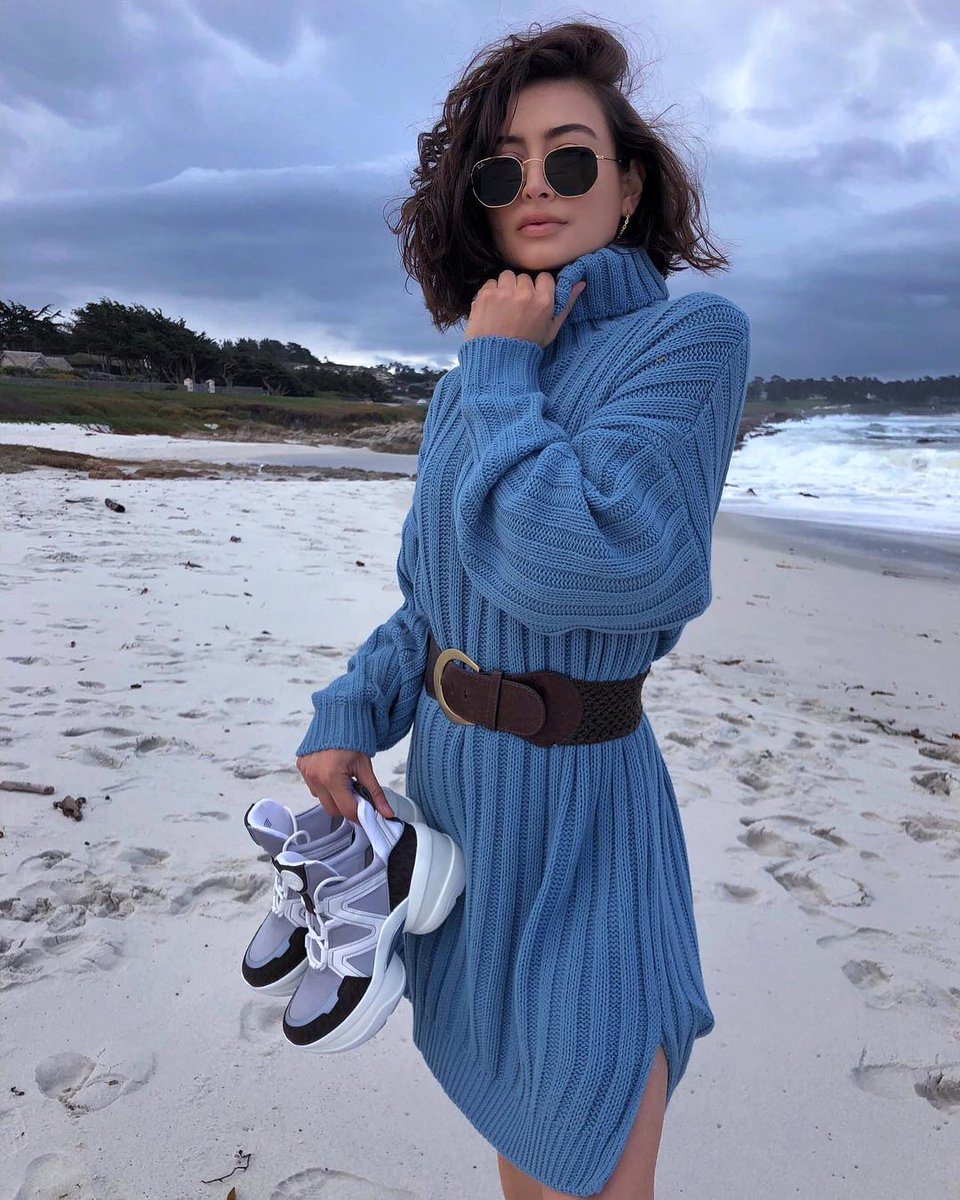 7009f73b1 knitwear on point was 3499 now 1699 gorge vanessa lookin all cosy in the dusty  blue