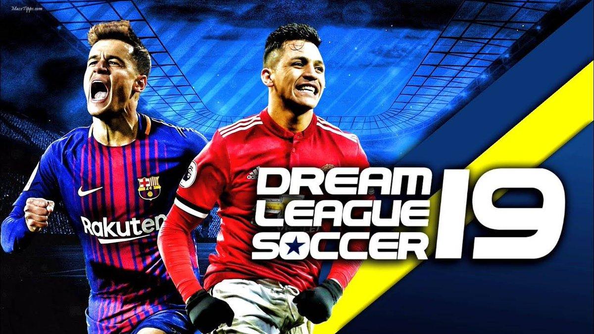 Dream League Soccer 2019 Mod Apk 6.10 [เงินไม่ จำกัด ] (100% ผ่านการทดสอบ!))   http://bit.ly/2Tw4nYo  #Dream League Soccer, Dream League Soccer 2019 Mod Apk, mod apk, ดรีมลีกซอกเกอร์