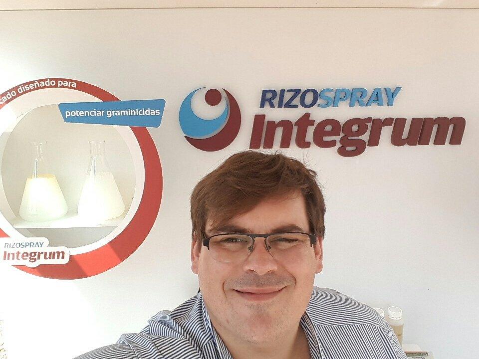 Los espero en el stand de #HB4 para hablar de adyuvantes con @RizobacterARG #pulverizaciones #eficiencia @Expoagrocom #ExpoAgro2019