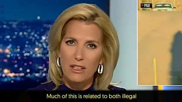 There's plenty of racism and bigotry at Fox News beyond Tucker Carlson.  Take Laura Ingraham, for example.