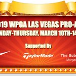 Image for the Tweet beginning: Follow our Las Vegas Pro-Am