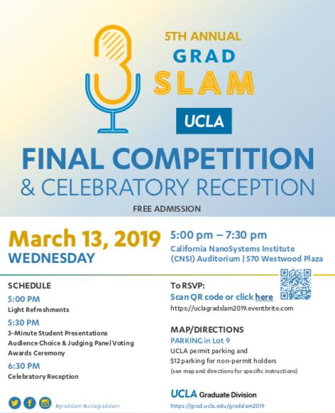 UC Grad Slam (@UCGradSlam) | Twitter