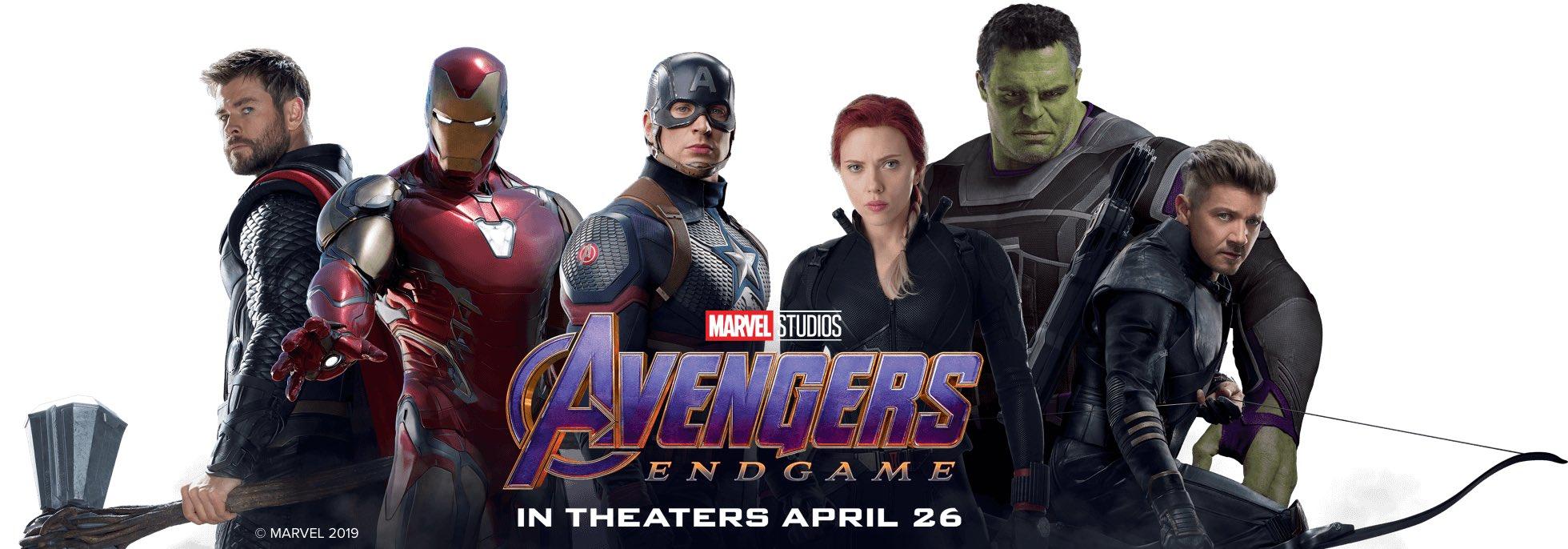 NEW: #AvengersEndgame Promo Photo via @Marvel_Freshman https://t.co/QwhUQWHYM8