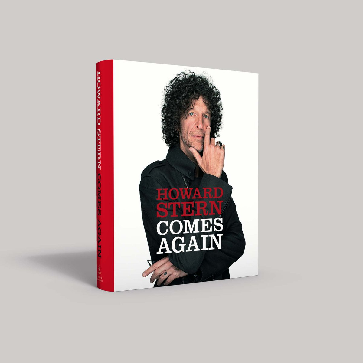 For months @HowardStern has been teasing a secret project and today he revealed the big news — #HowardSternComesAgain, his first book in more than 20 years, is due out May 14, 2019! Preorder it now: http://strn.it/r0og9T