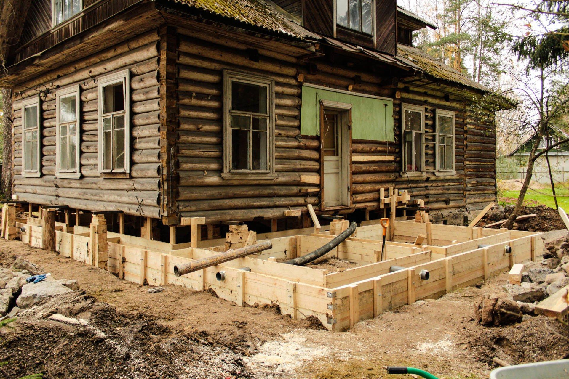 реконструкция деревянного дома фото до и после рекомендации позволят