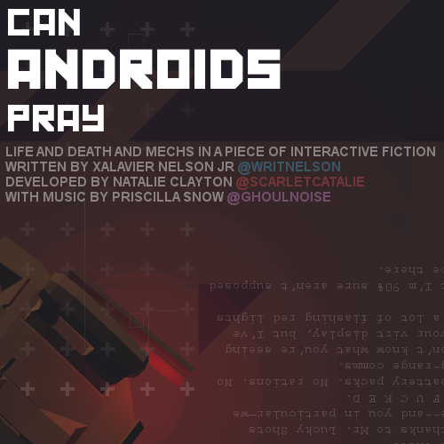 EGX Rezzed Can Androids Pray