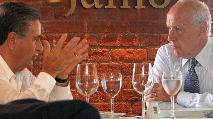 jorge héctor santos's photo on Roberto Lavagna