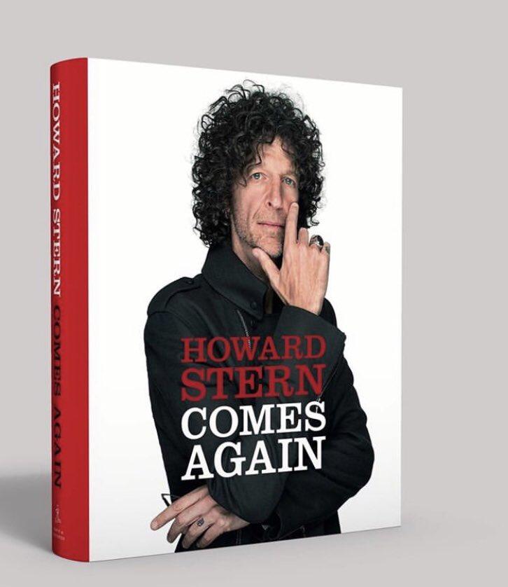 So proud of my husband @HowardStern (his new book is sooo good!!)