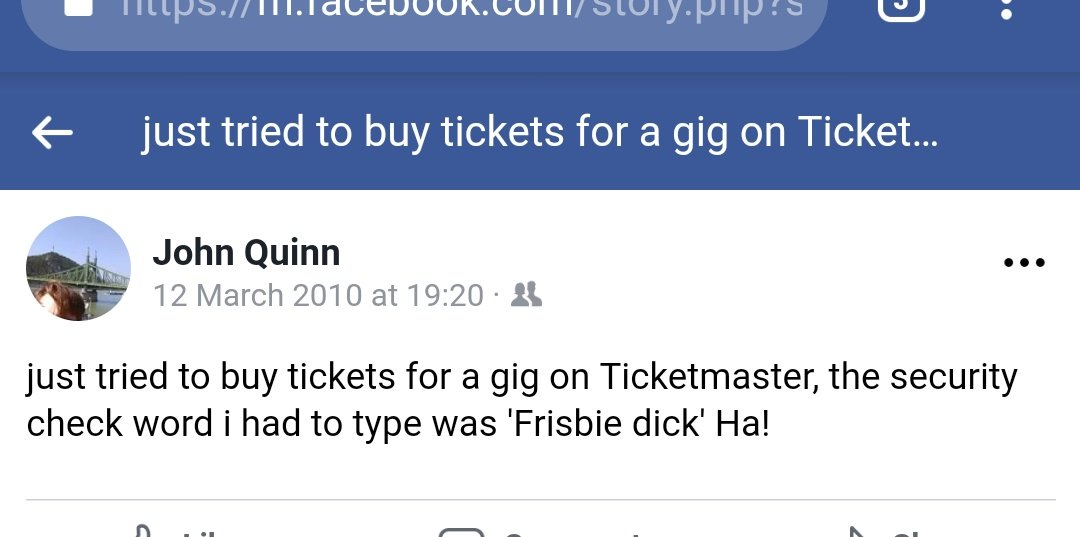 My favourite day of the year! #FacebookMemories #FrisbieDick #Anniversary #Celebration