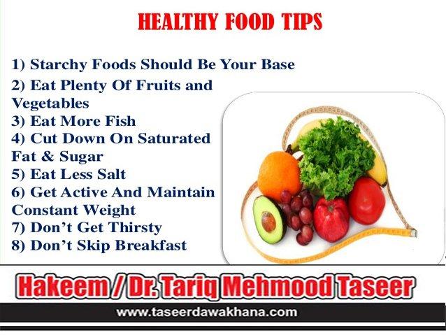 Taseer Of Fruits