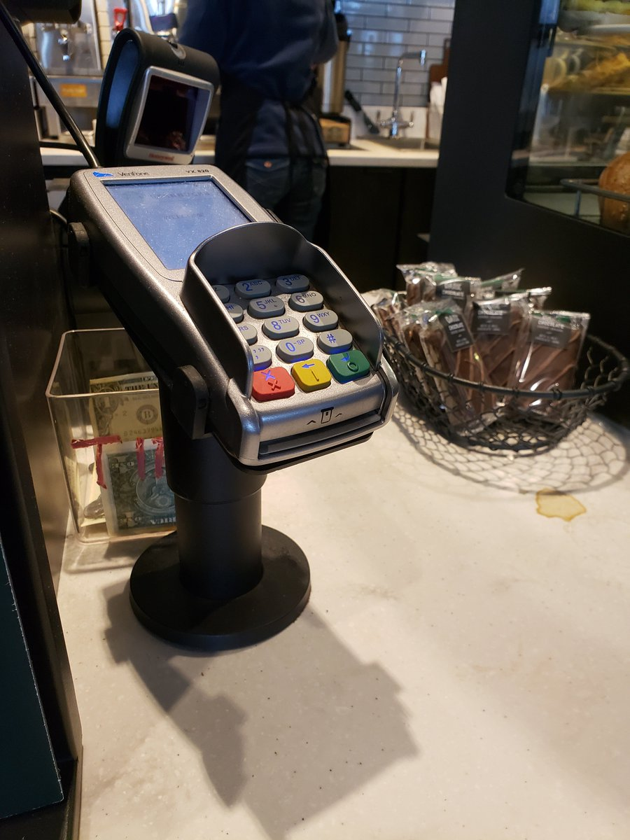 test Twitter Media - #Starbucks understands the importance of mounting a payment terminal and mitigating potential security threats. #SpacePole has trusted, proven, and secure carder reader stands & mounting solutions for all static and mobile payment applications. #PCI https://t.co/PnthUBgplZ https://t.co/fx9b5UYVPL