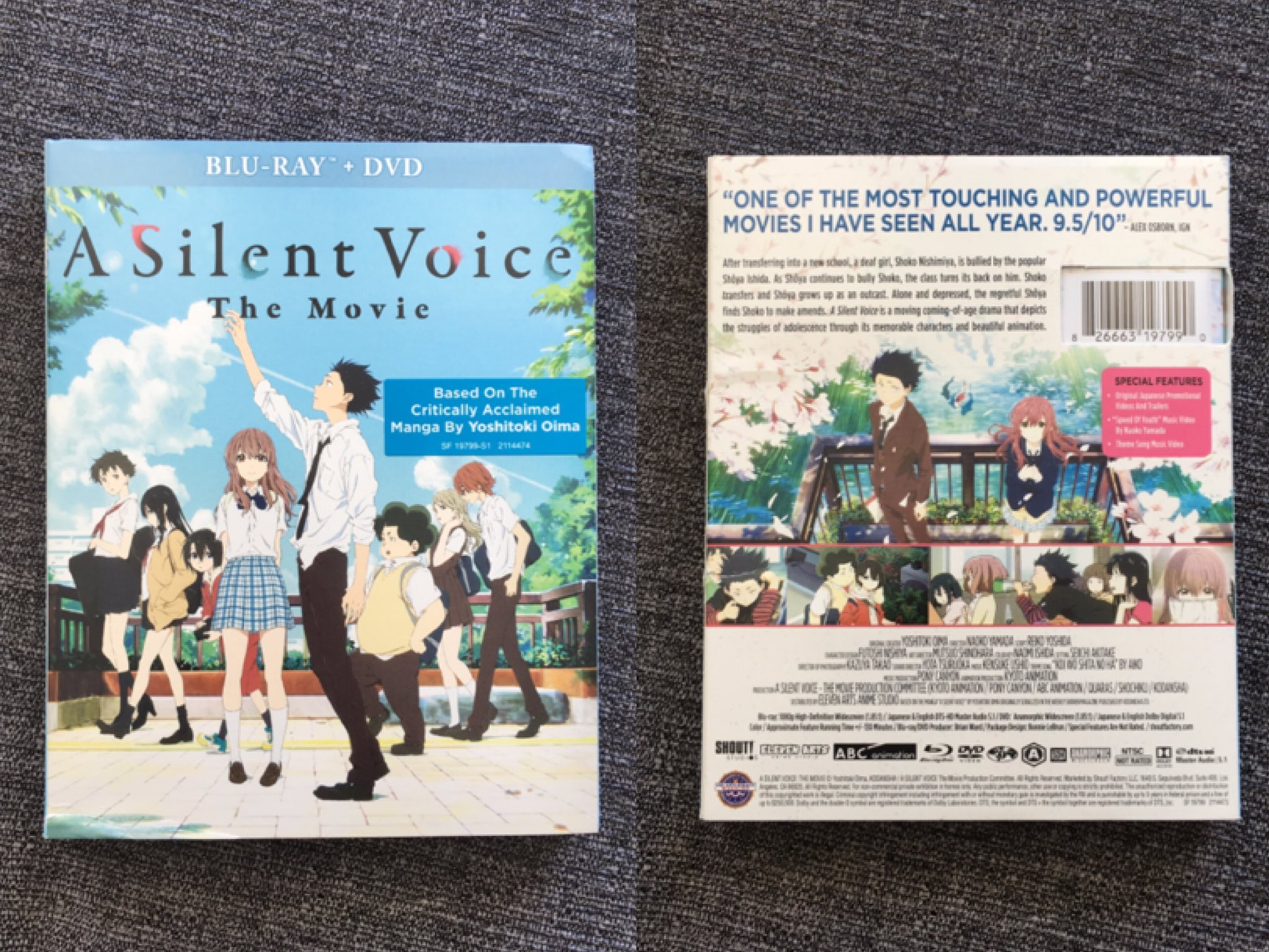 A Silent Voice Fandom Post Forums