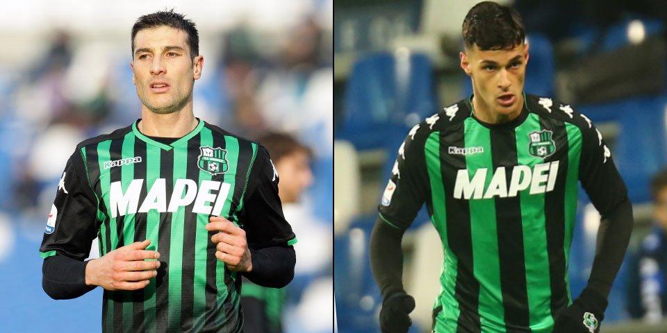 Federico Peluso et Gianluca Scamacca