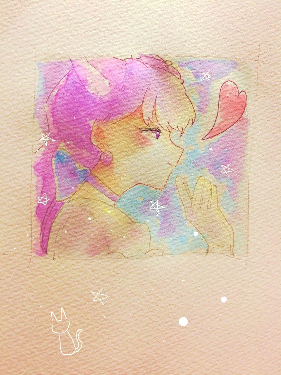 射蝶εïз (@KumakuraCo)さんのイラスト