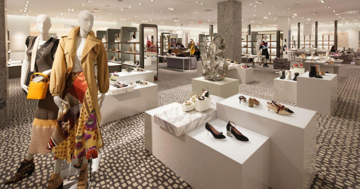 dcaf8773af51 here is the first look inside neiman marcus new hudson yards store complete  with high tech