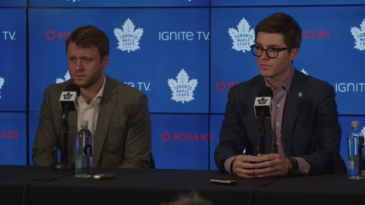 Toronto Maple Leafs's photo on Morgan Rielly