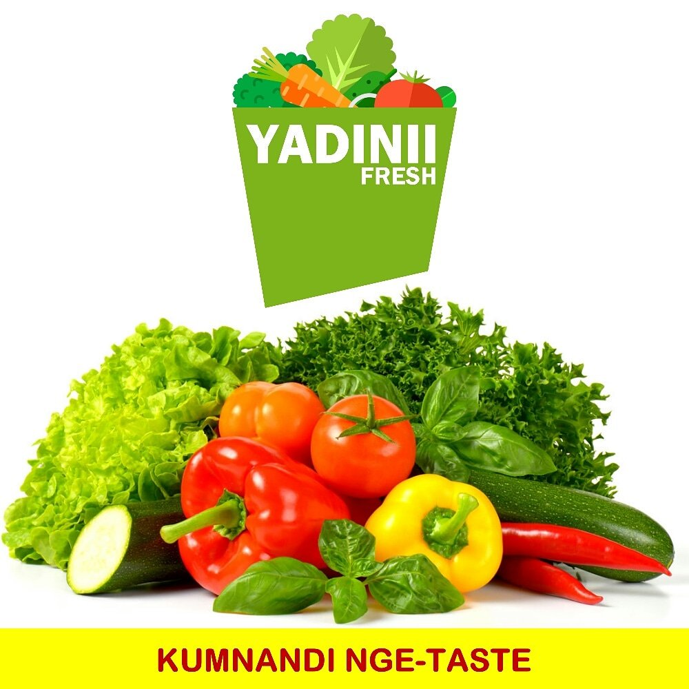 Got a new Hustle #YADINII_FRESH I'm launching ngeMonday selling Fresh produce straight from the farm I named it Yadiniii (Yard) Fresh hope yu Wil support a nigga hustle #RappaVendor #KitchenHustle #FeedTheHood #GreenMeansGo our catch phrase is #KumnandiNgeTaste 💪💪💪💪 https://t.co/DfrvnWYbRT