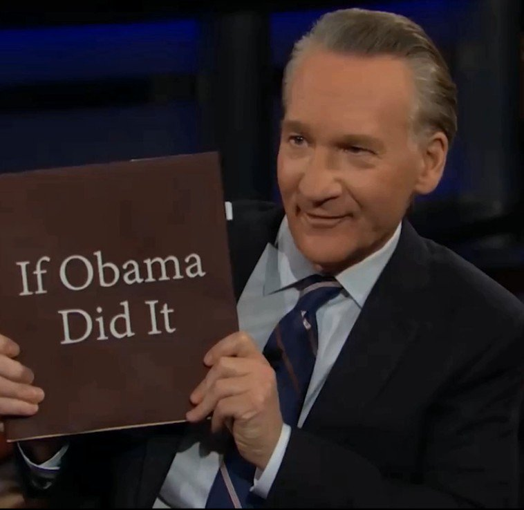 Image for the Tweet beginning: What if Obama had behaved